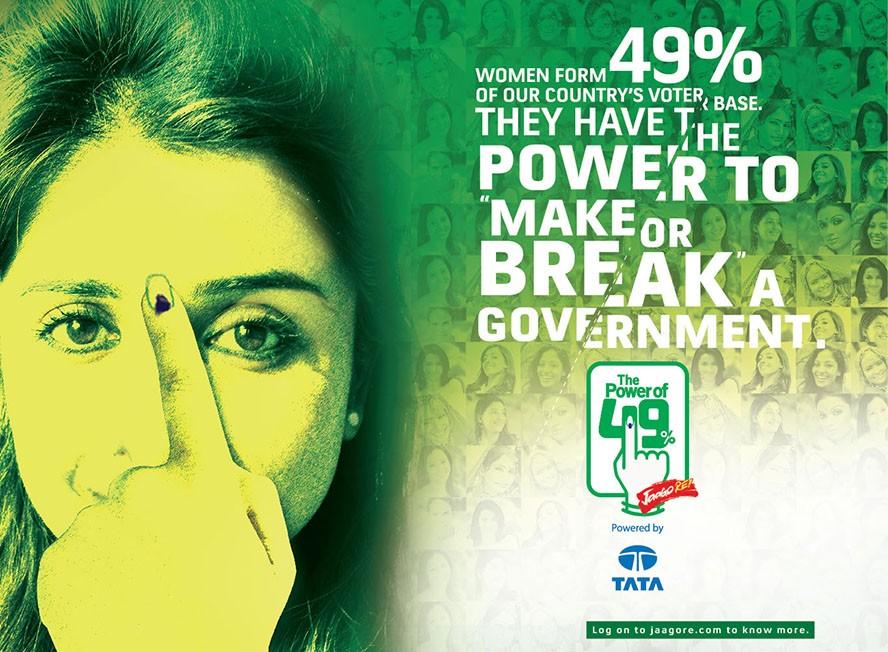 Tata Tea's Jaago Re campaign