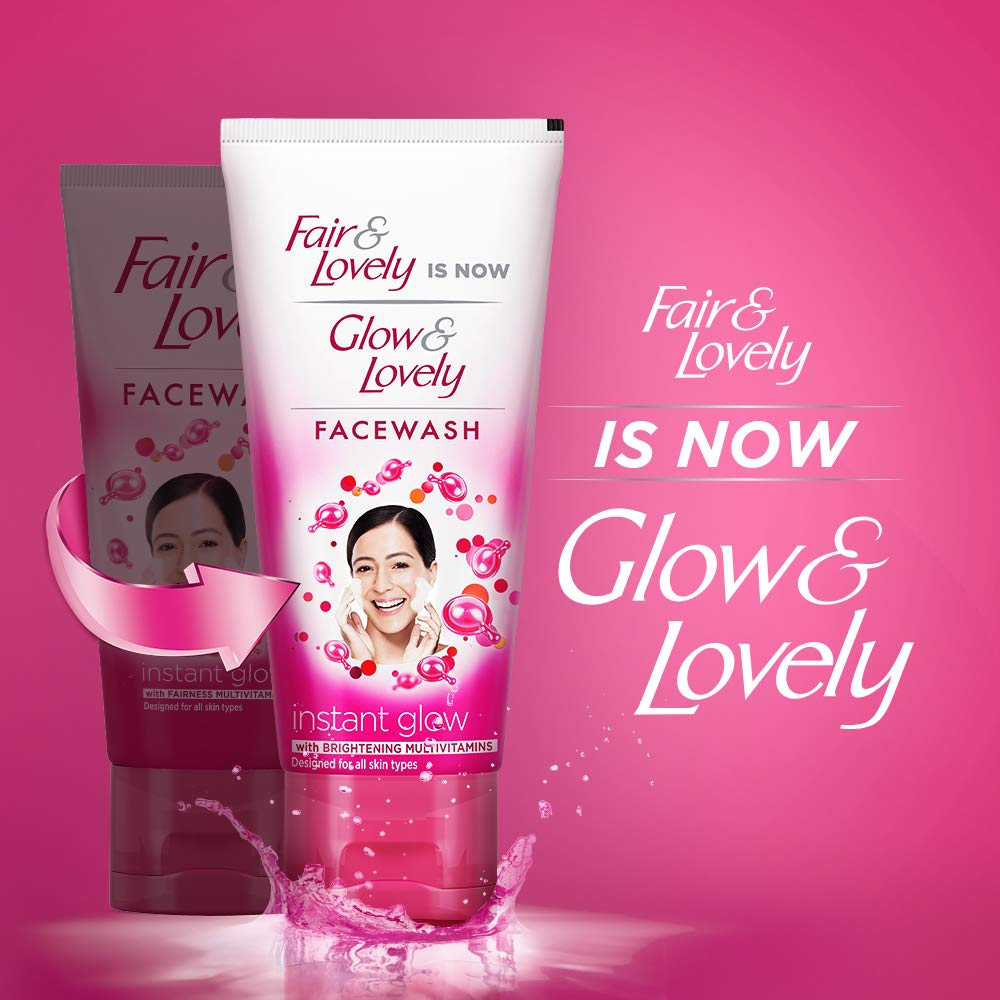 Fair & Lovely name change to Glow and Lovely